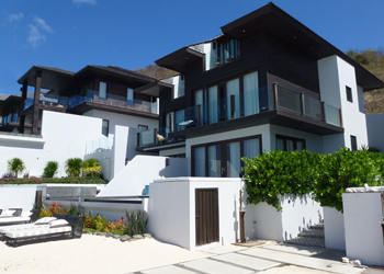 Tamarind Hills Four-bed ocean view